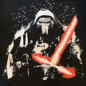 Other - Boys Small Star Wars sweatshirt hoodie